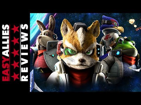 Star Fox Zero - Easy Allies Review - YouTube video thumbnail