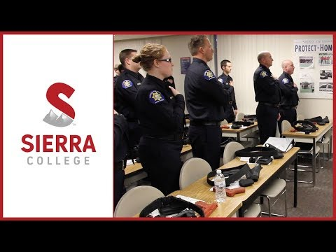 Administration of Justice | Sierra College