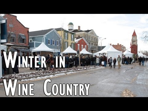 Winter in Wine Country - NOTL (Niagara Icewine Festival 2012) - Naturally in Niagara®
