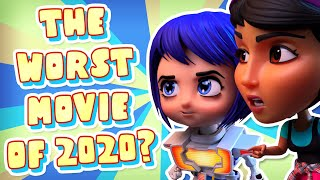 What the HELL is Bobbleheads: The Movie? (WORST Movie of 2020)