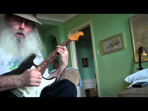 Guitar Lesson! Blues in A, Wild Thing, Looking Good Medley Guitar Lesson On My Fender Stratocaster!