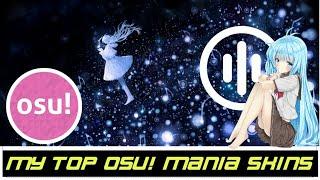 osu mania skins - मुफ्त ऑनलाइन वीडियो