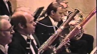 Claudio Arrau and Kurt Masur play Brahms. Piano Concerto 1 (fragments) (1982, Mexico / TV broadcast)