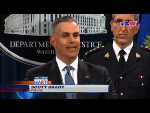 Estados Unidos acusa a 7 agentes rusos de piratería cibernética