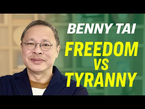 David v. Goliath: Strategies of the Hong Kong Protest—Benny Tai | American Thought Leaders