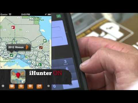 Video of iHunter Washington