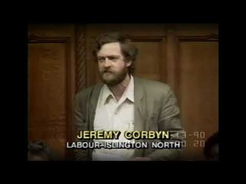 Jeremy Corbyn on The Tories Attacking Young People