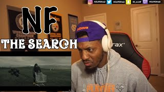 I Finally Caught Some New NF! |  NF   The Search (Reaction)
