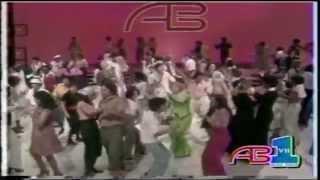 American Bandstand 1970s Dancer 2