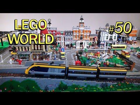 LEGO WORLD XXL (50) - Die Eisenbahnstrecke [4]