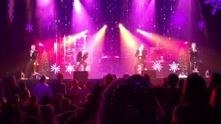 Christmas Wish - 98 Degrees - Michigan 12-17-2017