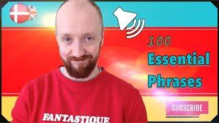 A Taste of Danish Phrases - 100 Essential Danish Phrases 1