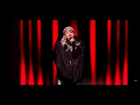 Madonna - Like A Prayer Live at the Eurovison 2019