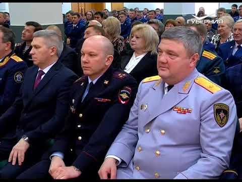В свой профпраздник сотрудники прокуратуры Самарской области получили правительственные награды