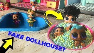 Lol Surprise Dollhouse Unboxing 免费在线视频最佳电影电视节目