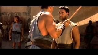 Gladiator - Clip - Maximus Refuses to Fight