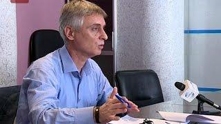 Депутат Госдумы Сергей Фабричный провел пресс-конференцию