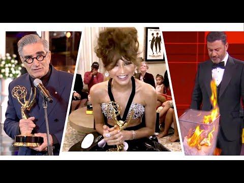 Emmys 2020 After-Show: Zendaya and Schitt's Creek Make History!