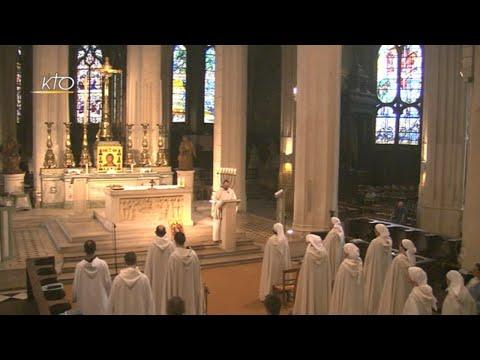 Vêpres et messe à St-Gervais du 20 juillet 2019