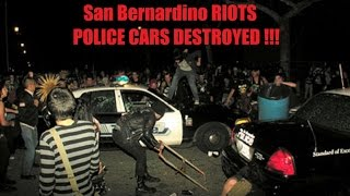 RIOTS & FIGHTS | San Bernardino BRITISH INVASION