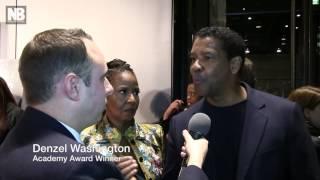 Denzel Washington on the BLM movement