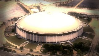 What happened to potential plans for the Astrodome?
