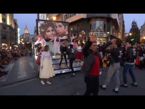 Carnaval Oviedo 2014 -Grease-