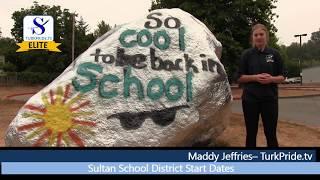 Sultan School District Start Dates 2017