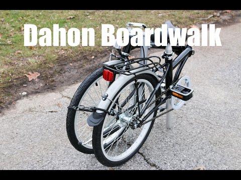 Dahon Boardwalk Folding Bike Review