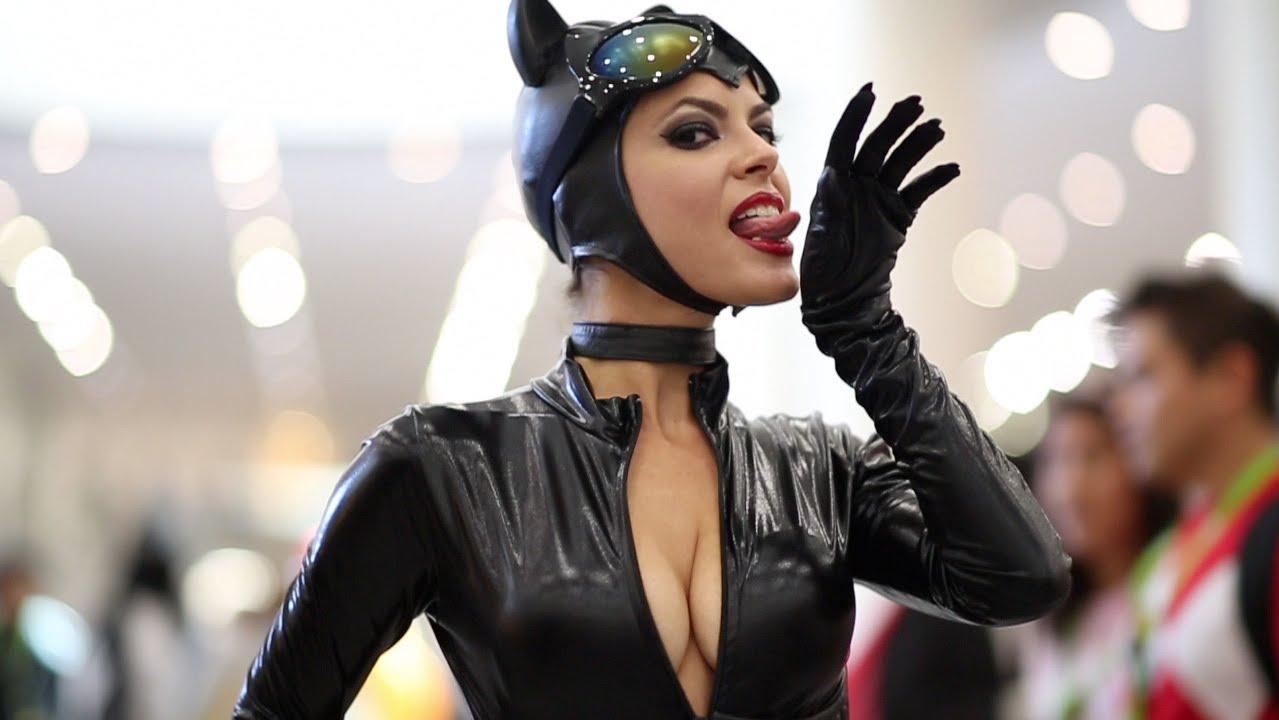 Tuyển tập cosplay bắt mắt tại New York Comic Con 2015