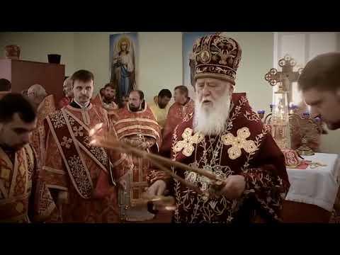 Возрождение тихвинской церкви
