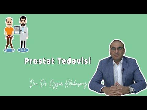 UVT Prosztata Véleményekkel