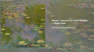 Piano Concerto no. 16 in D major, K. 451