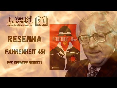 Fahrenheit 451, de Ray Bradbury - resenha (sem spoiler)
