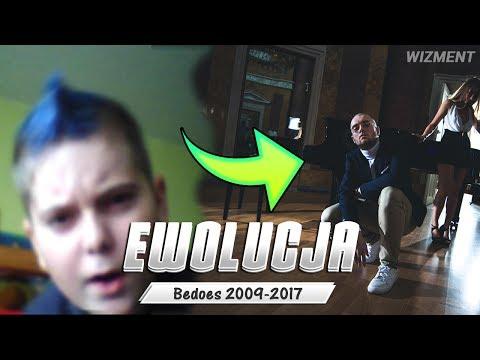 Ewolucja - Bedoes (2009-2017)