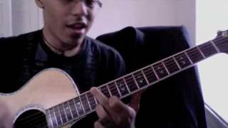 Joel - Hypnotized (Ani DiFranco Cover) (Regular Guitar)