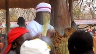 Martin Chapima Malawi Nyau style