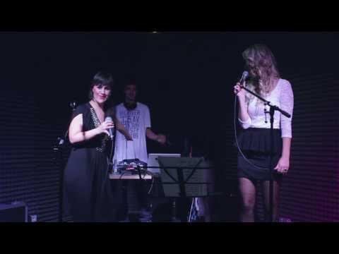 Baska - Baška a Elvi - Dážď (live)