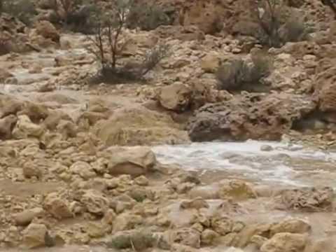 أمطار و سيول شمال تمير 15/5/1433هـ