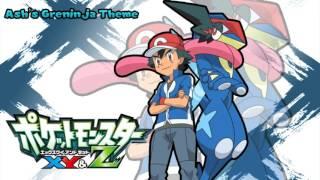 Pokemon XYZ Music: Ash-Greninja Theme 1-HOUR VERSION