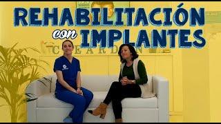 Testimonio│12 coronas sobre 6 implantes - Cleardent Jaén