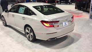 США АВТО НОВИНКИ 2018 новые Honda Accord Kia Stinger GMC Toyota Land Cruiser Camry Auto Show Orlando