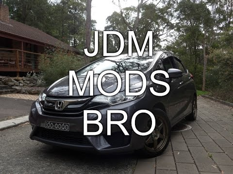 Honda Jazz/Fit Build EP1 Wheels + JDM MODS BRO