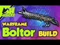 WARFRAME Boltor (Telos/Prime) BUILD GUIDE/TUTORIAL (2019) - Gewehr mit Rückgrat!