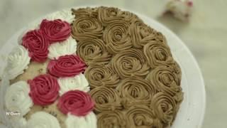 Black-Forest Cake Decoration & Full 360° Video