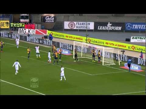 Verona-Napoli 2-0 27a giornata di Serie A TIM 2014/2015 Sintesi (4 min)