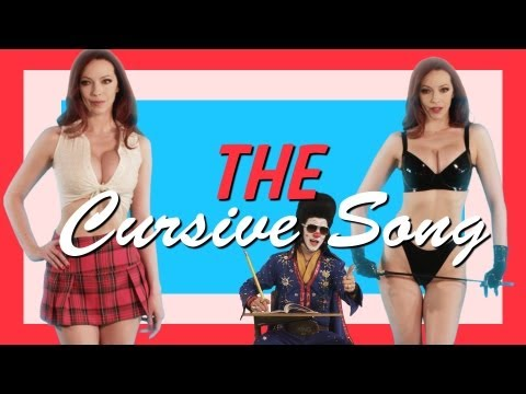 The Cursive Song - Clownvis Presley (Feat. Neil Hamburger, Emily Marilyn, Nikki Limo)