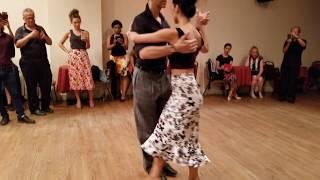 Argentine Tango Class: Paula Duarte & Michael Nadtochi @ La Nacional