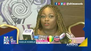 5th AFRIMA 2018 Adjudication  Process.