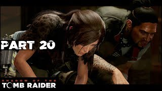 SECRET CHURCH CRYPT - Part 20 - •• Shadow of the Tomb Raider - Lets Play Walkthrough Gameplay PC